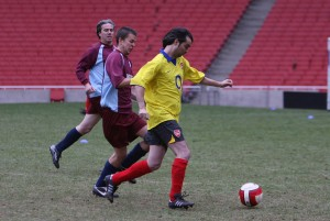 Stubbsy shows his pace!