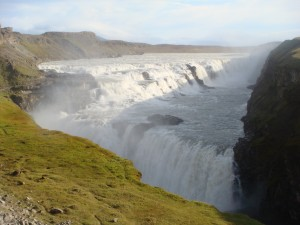 The incredible beauty that is Gulfoss