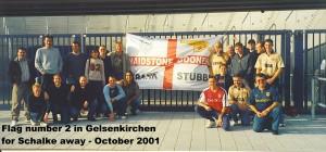 Flag No 2 - 1994 to 2005