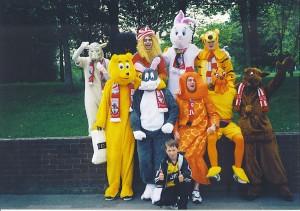 Aston Villa away May 1998