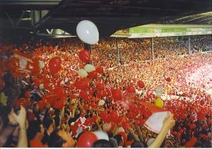 Wembley May 1998