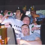 Ipswich pre-season Aug 1996
