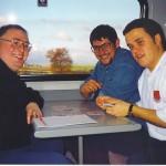 Train to Newcastle away Nov 1996