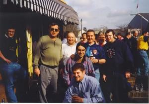 Southampton away Mar 1997